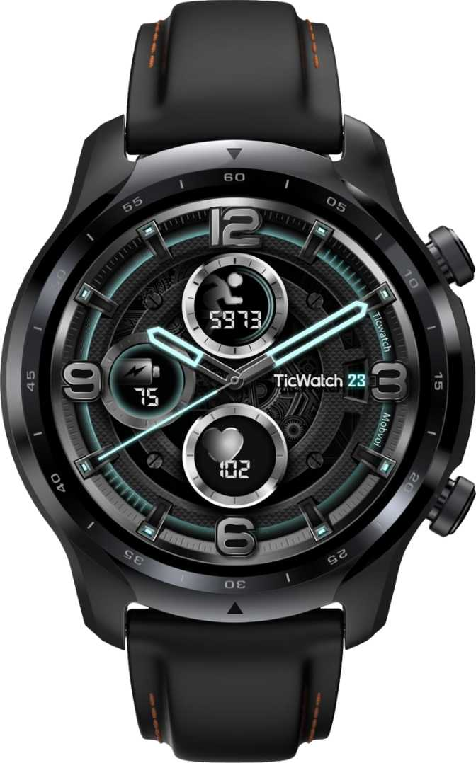 Mobvoi TicWatch Pro 3 vs Huawei Watch GT 2 Porsche Design