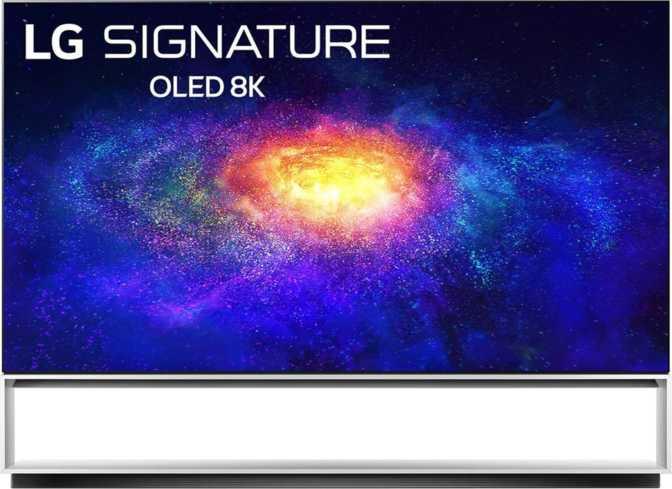 """TCL LE50UHDE5691 vs LG Signature OLED88ZX 88"""""""