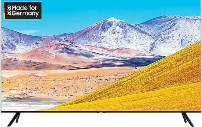 "Samsung Crystal UHD 4K TU8079 55"" (2020)"