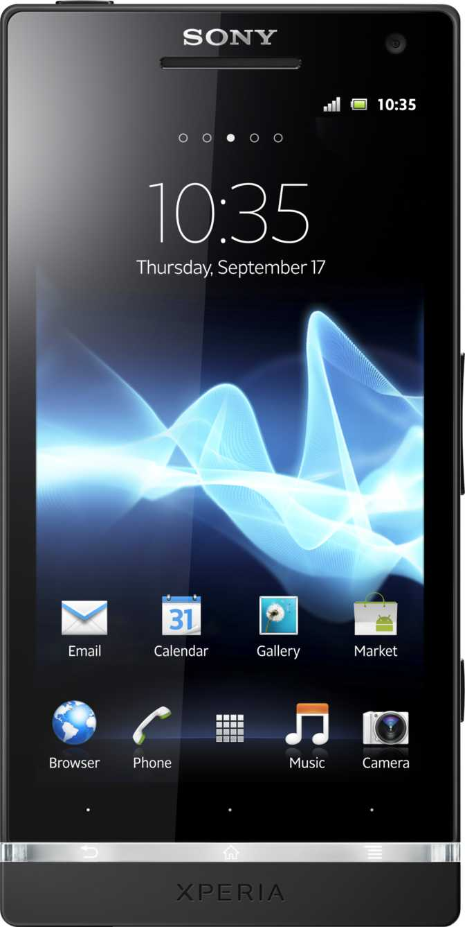 Acer Liquid Z4 vs Sony Xperia S