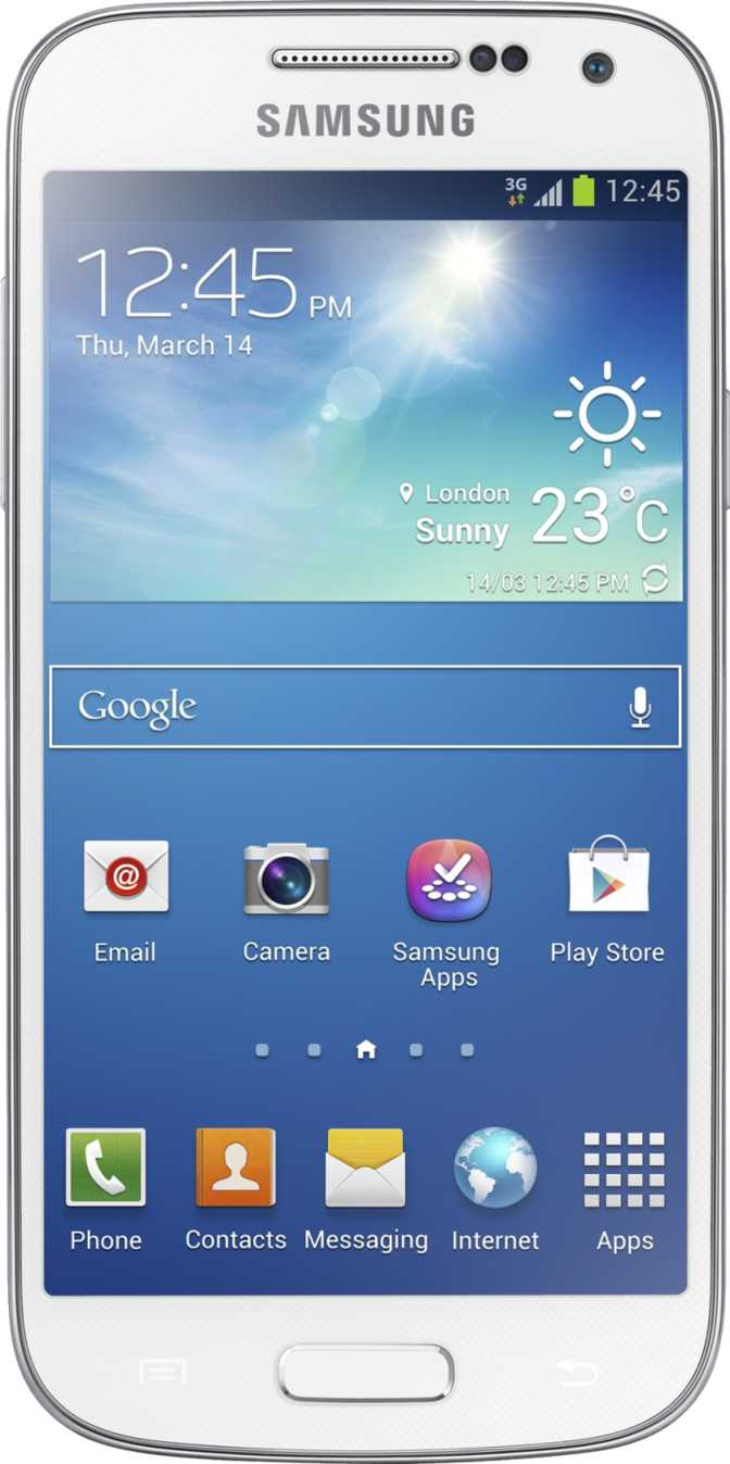 Huawei Ascend P7 vs Samsung Galaxy S4 Mini