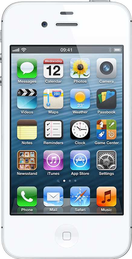 Apple iPhone 4S vs Huawei Ascend D quad XL