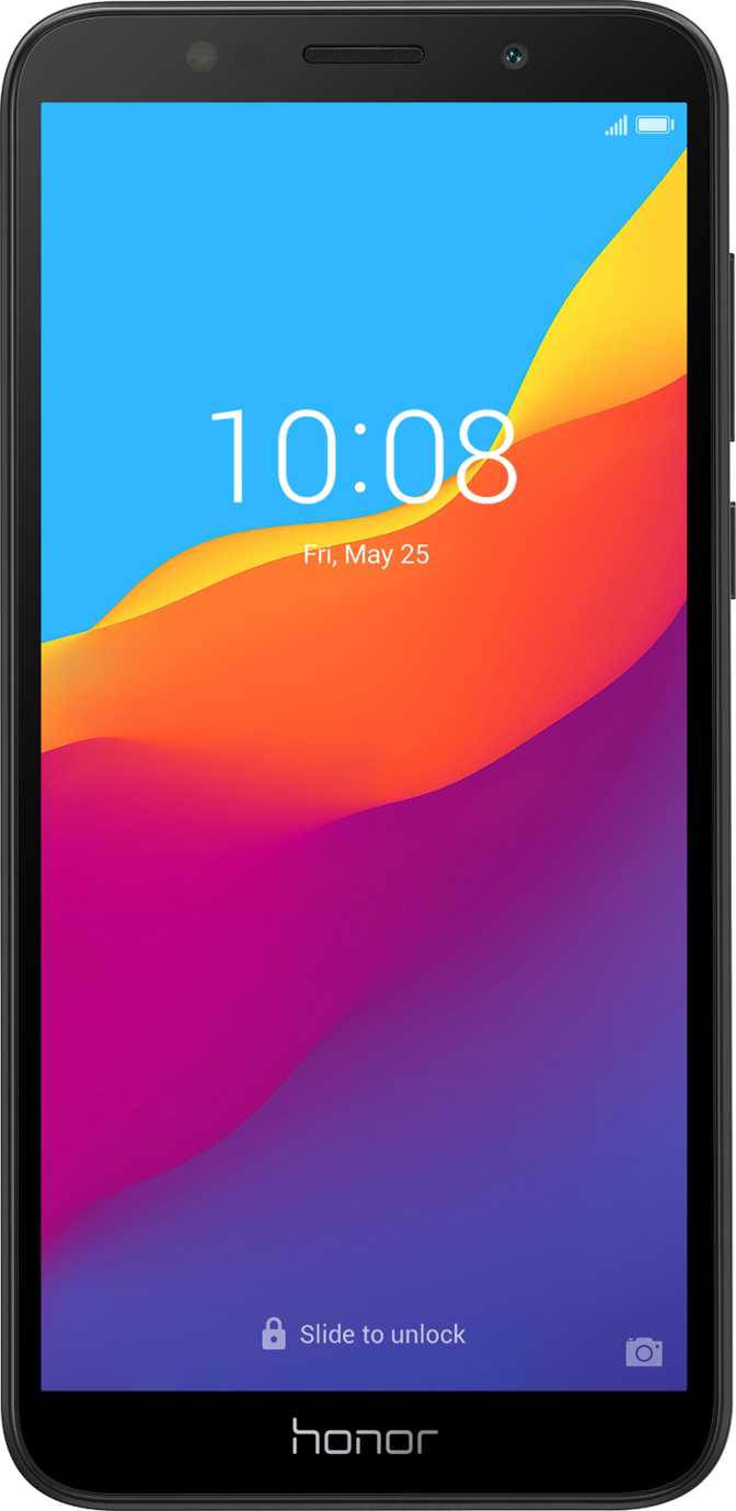 Xiaomi Redmi 6A vs Huawei Honor 7s
