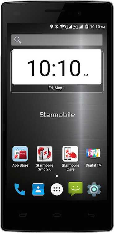 Starmobile Up Max