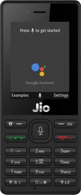 Nokia 8110 4G vs JioPhone