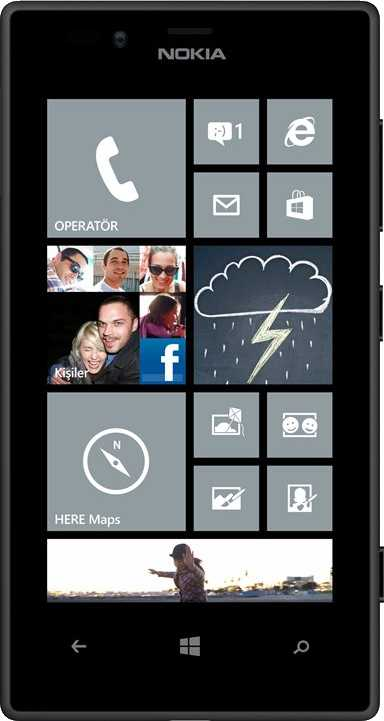 Apple iPhone 4S vs Nokia Lumia 720